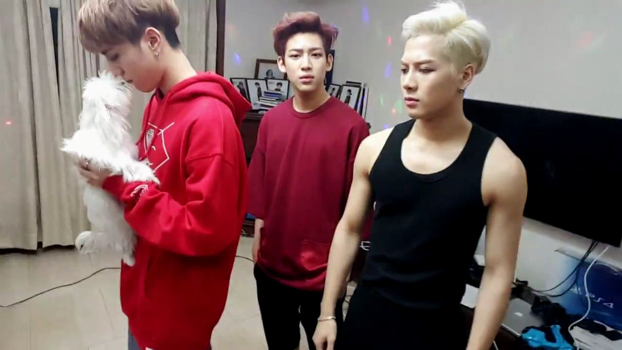 GOT7 '니가 하면(If You Do)' Dance Practice  (I GOT7 Select Ver.).mp4_20151025_205331.960