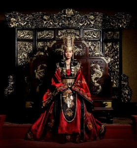 sendeok_queen