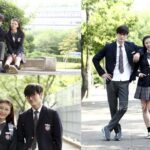 9. Ha Ji Won & Lee Jin Wook