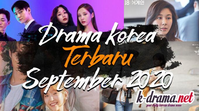 drama korea terbaru september 2020