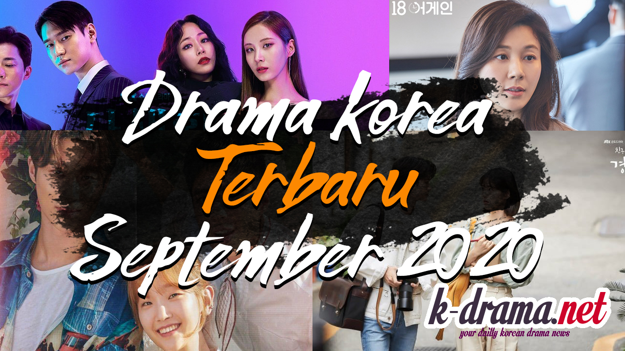 drama korea terbaru september 2020