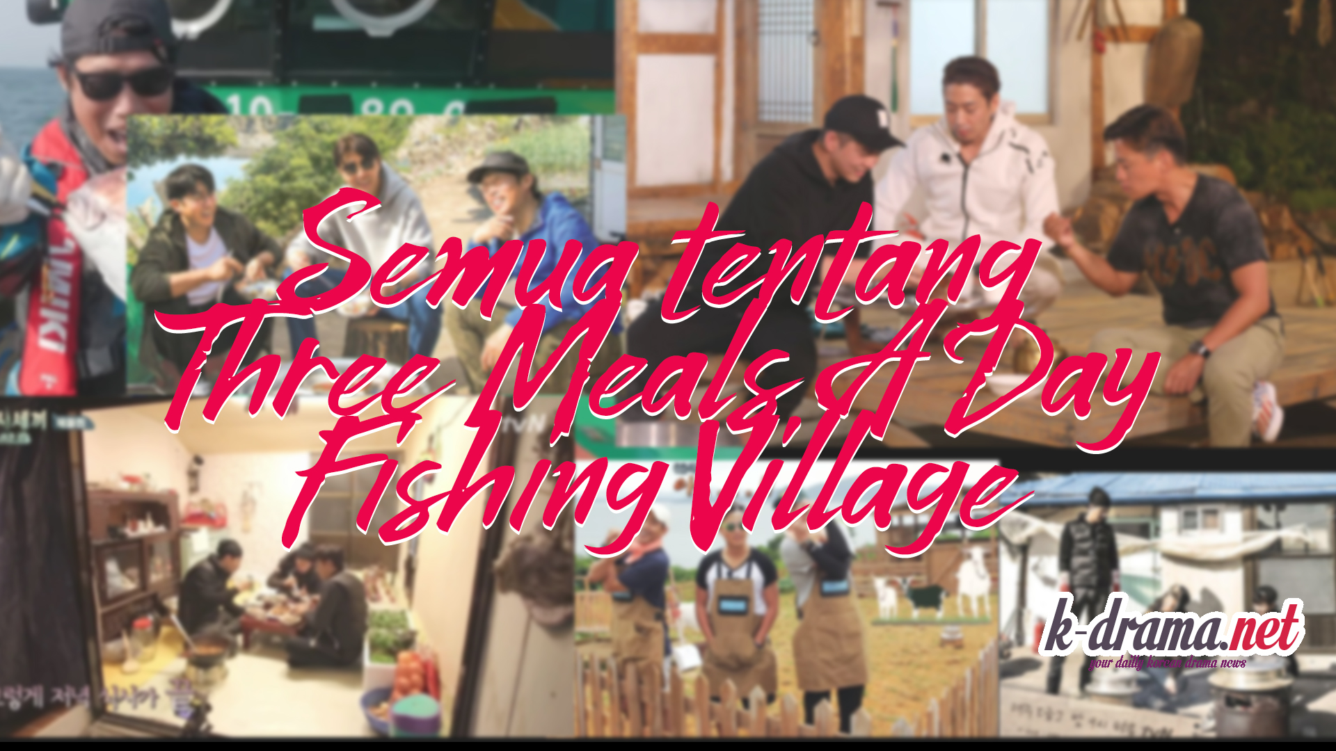review three meals a day fishing village