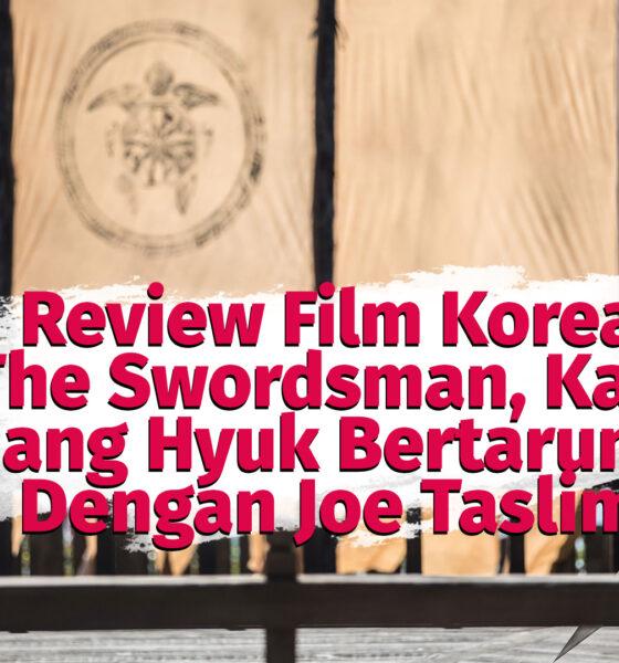 the swordsman review