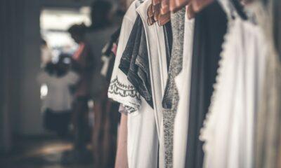 pengharum pakaian