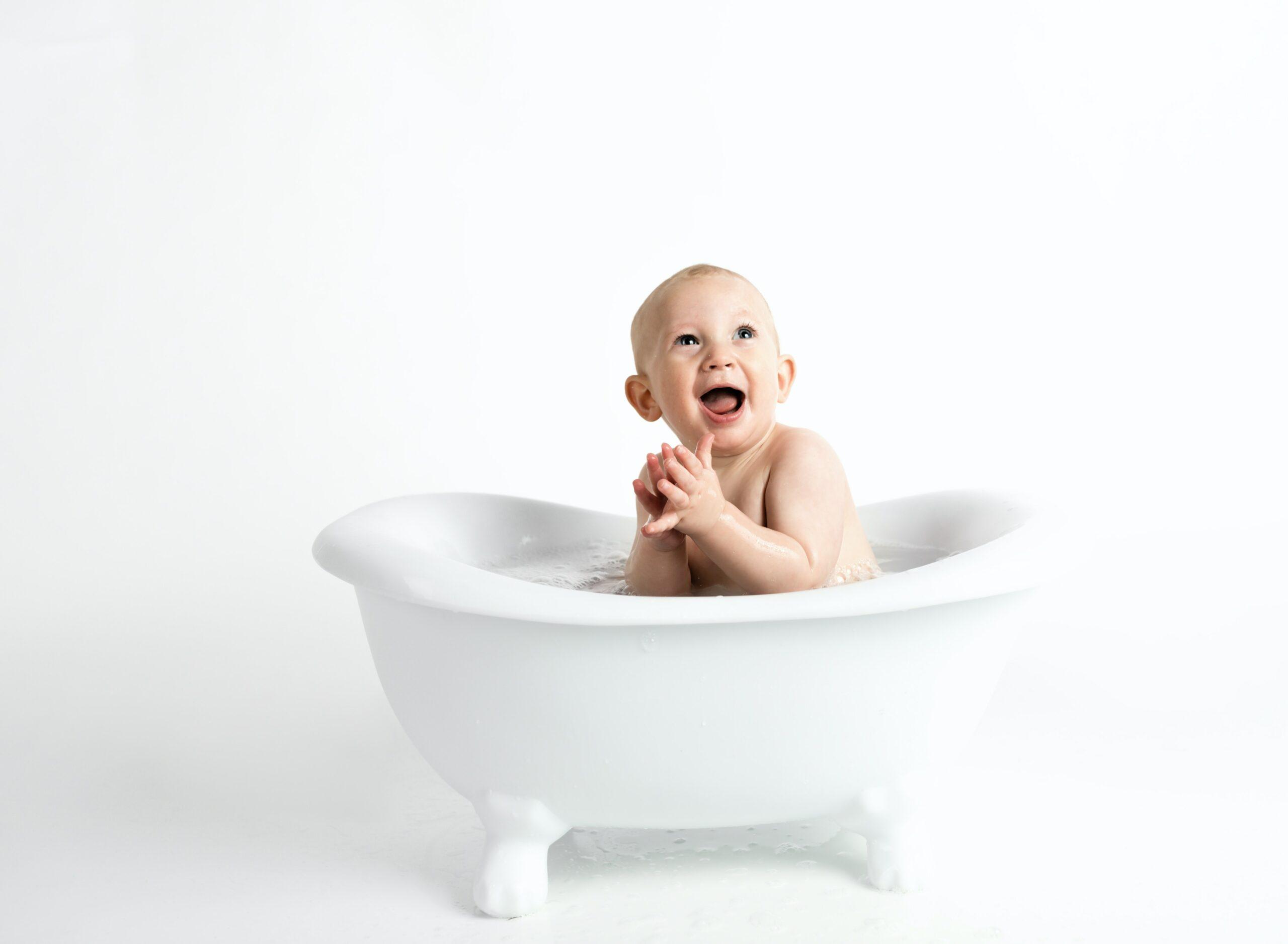 memilih sabun bayi